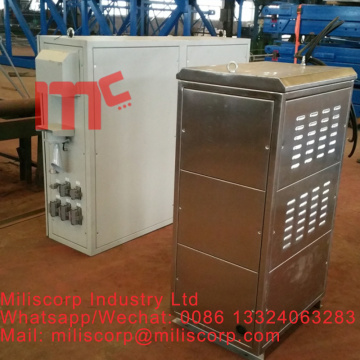 Tower crane electric control box