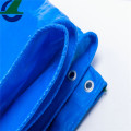 Blue poly tarps outdoor wholesale