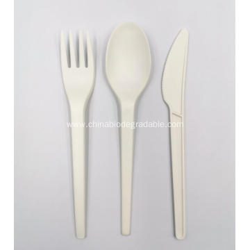 Compostable Non-toxic Natural Safe Disposable Tableware