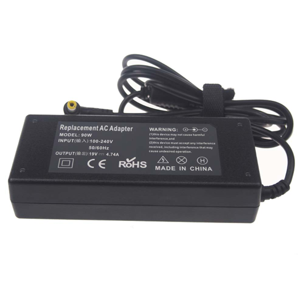19V 4.74A laptop charger