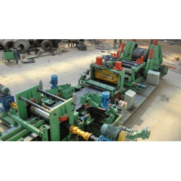 spiral steel pipe machine