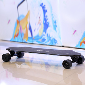 The Lightest Eletric Skateboard with carbon fiber deck