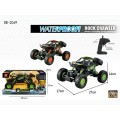 116 R/C 2.4G waterproof amphibious climbing car usb charger