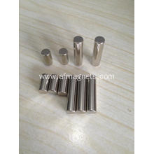 Neodymium Cylinder Magnets Diametrically Magnetized