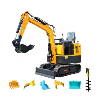 New condition 800kg mini crawler excavator for sale