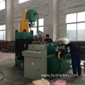 Scrap Copper Aluminum Chip Briquette Making Machine