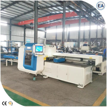 CNC Bus Duct Flaring Machine Sawing And Flaring