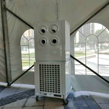 10HP Tent Air Conditioner Quick and Easy Install