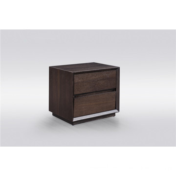 Night stand with 2 drawers