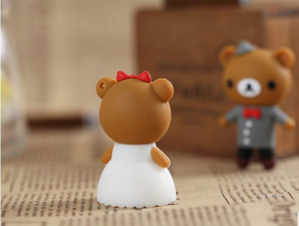 Cartoon Bear Usb Stick