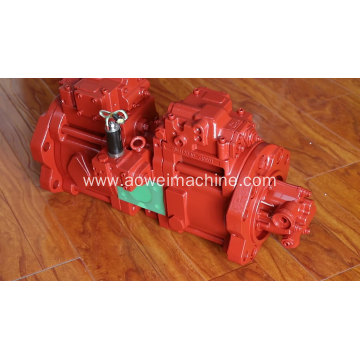 R130LC-7 hydraulic pump for R140LC-7 K3V63DT-9COSR150-7