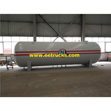 25000 Liters 12tons Commercial LPG Tanks