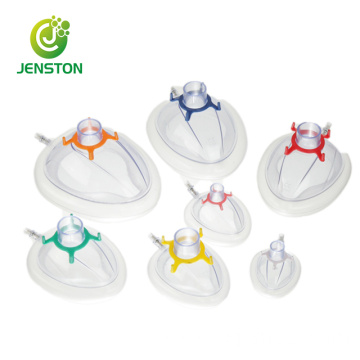 Health Medical PVC Anesthesia Facial Masks