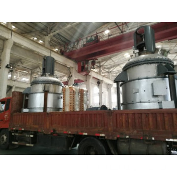 nsaturated polyester resin kettle reactor equipment