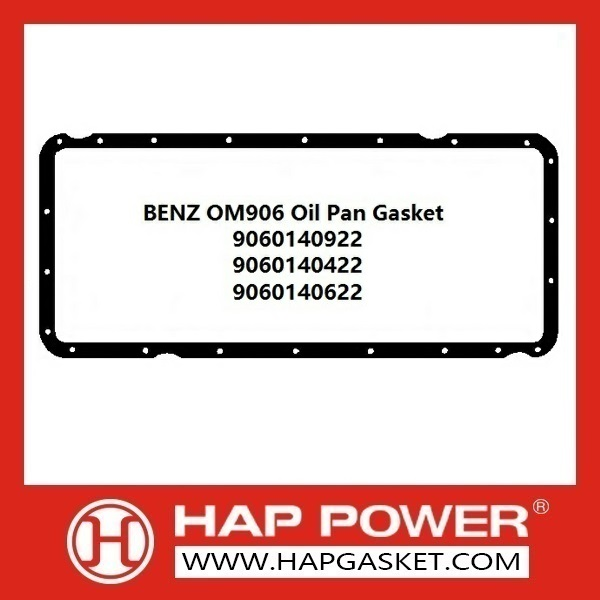 BENZ OM906 Oil Pan Gasket