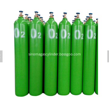 40L Medical empty cylinder