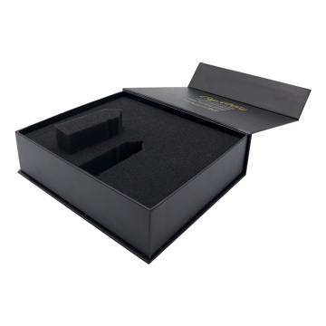 Best Black Cosmetic Packaging Boxes Wholesale