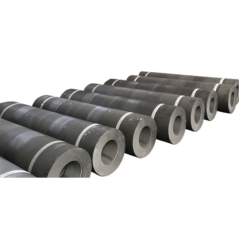 UHP 600mm Graphite Electrode for Steel Making Iran