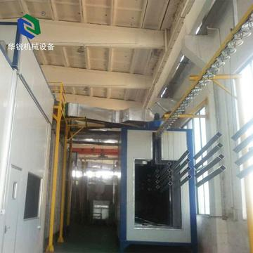 Economical and high quality spray booth