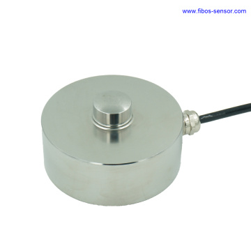 Fibos force measure button load cell