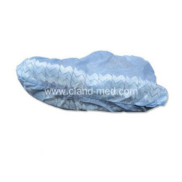 Cheap Hospital Medical Indoor Disposable Non-Skid Shoe Cover