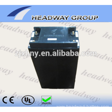 high discharge rate rechargeable lithium battery 48V-16Ah