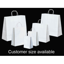 White Paper Bags For Sale