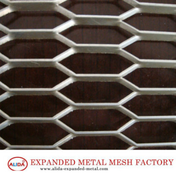 EXPANDED METAL Mesh- Security Fencing