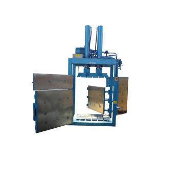 Textile Baler Press Machine