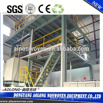 Professional AL-3200 SS nonwoven machine with CE certificate