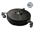 "15"" Plastic Surface Cleaner with Wheels"