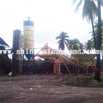 60 Mobile Concrete Plant For Sale