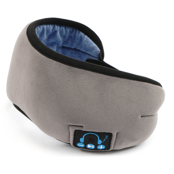 BT 5.0 Music Eyemask super macio e respirável