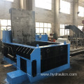 Side Push-out Scrap Aluminum Iron Steel Metal Baler