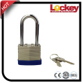 Laminated Steel Waterproof Laminated Padlock