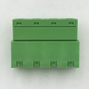 7.62MM pitch plug-in male and female terminal block