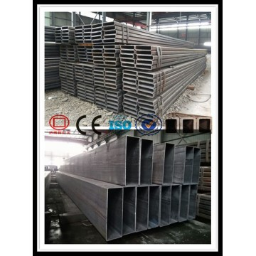 GB Standard 40x40 hot steel square pipe