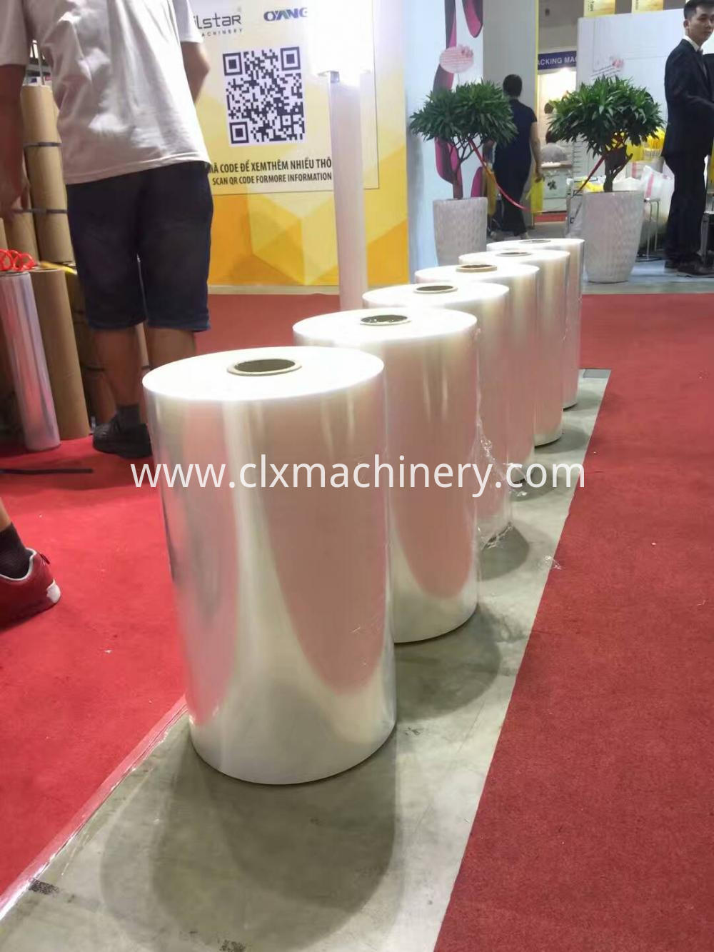 Lldpe Machine Packing Film Making Line