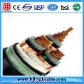 Single/Three Core Mid Volt 35KV Aluminum XLPE Power Cable