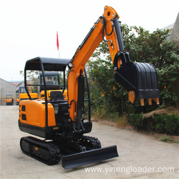 Medium Excavator High-Efficiency Sand Digging Machine