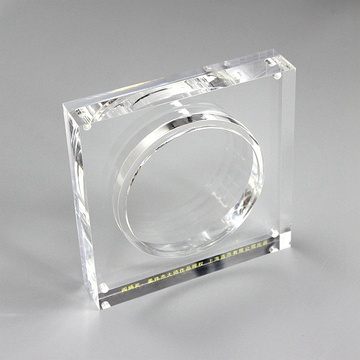 APEX Magnetic Acrylic Badge Challenge Coin Display Frame