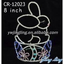 Animal Rabbit Shape Pageant Easter Crowns For Sale