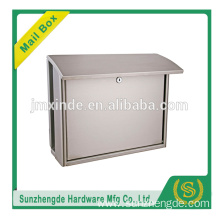 SZD SMB-004SS high quality stainless steelwaterproof mailbox with low price