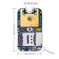 ZX623W GPS Tracker GSM Wifi LBS Locator PCBA SOS Web APP Tracking Voice Recorder TF Card SMS Coordinate Wholesale