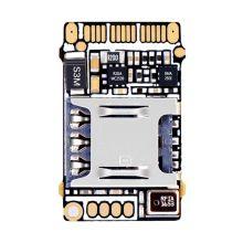Small GPS Tracker GSM AGPS Wifi LBS Locator Free Web APP Tracking Voice Recorder ZX620 PCBA Inside