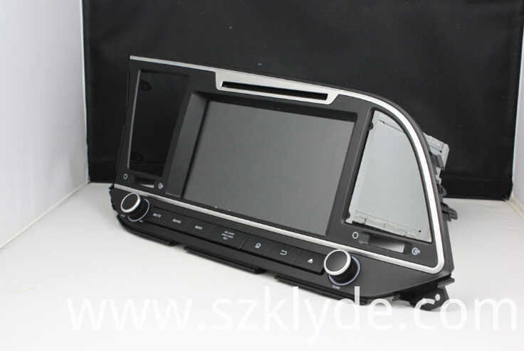 Android 8.0.0 Car Dvd Player Hyundai Elantra