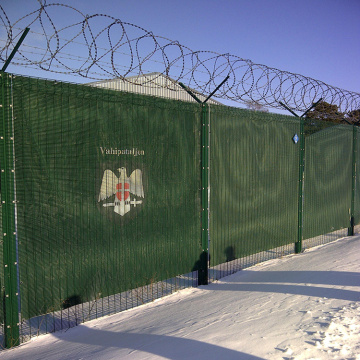 Aiti Climb Security Welded Airport Fence