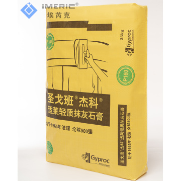 Gypsum Plaster Packaging Bag