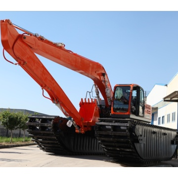 Hydraulic Amphibious Excavator For Sale