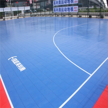 Indoor Interlocking Futsal Tiles